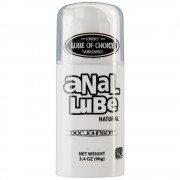 Doc Johnson Natural Anal Glide Lubricant 96g