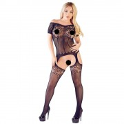 Body Tight Crotchless Basque