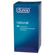 Durex Natural x 24 Condoms