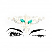 Ceres Eye Jewels Sticker EYE008