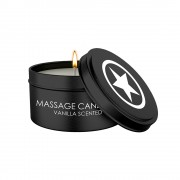 Ouch Massage Candle Vanilla Scented 100g