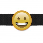 Emogag Smiley Emoji Ball Gag